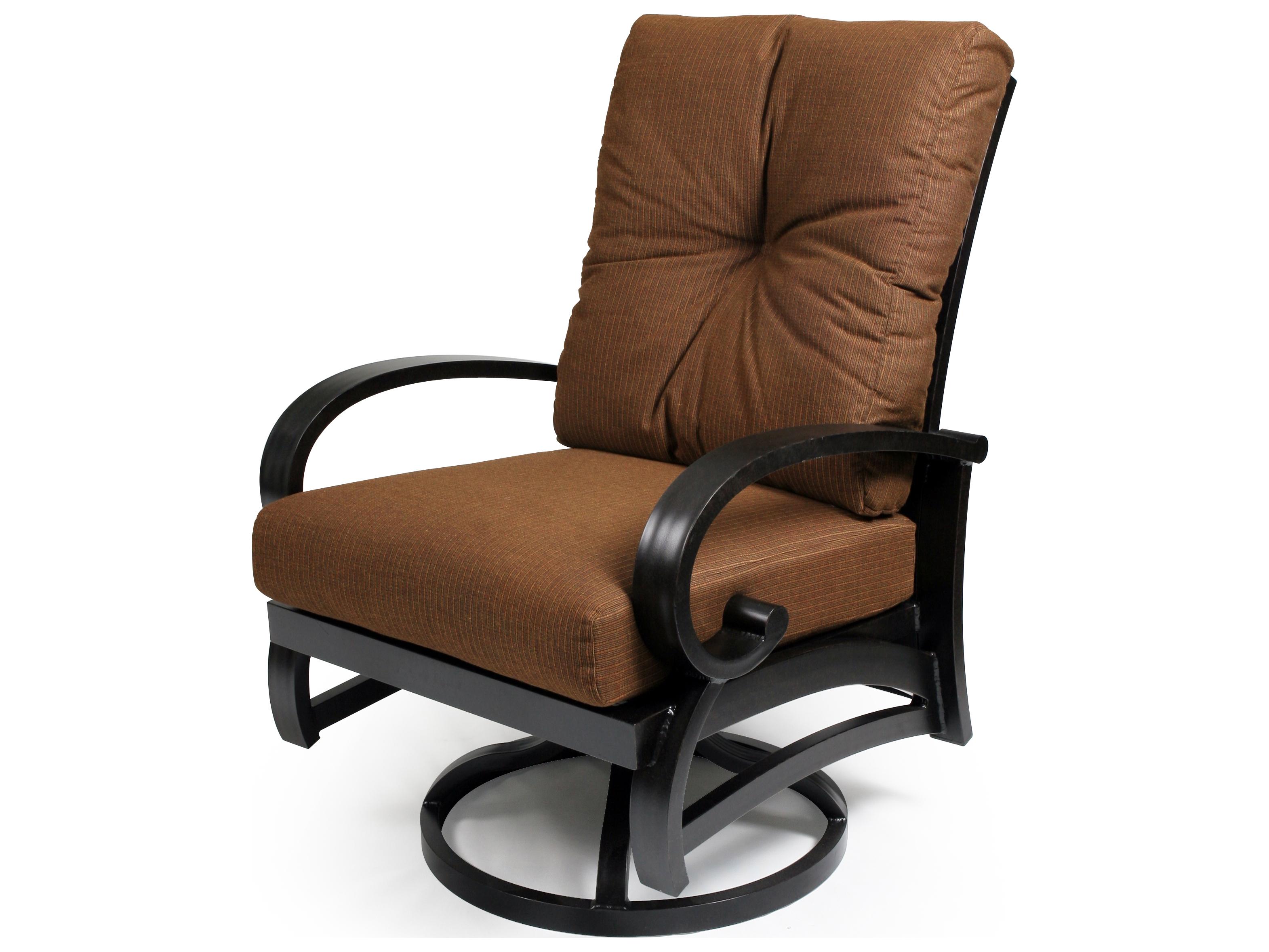 Mallin Salisbury Swivel Rocking Dining Arm Chair ...