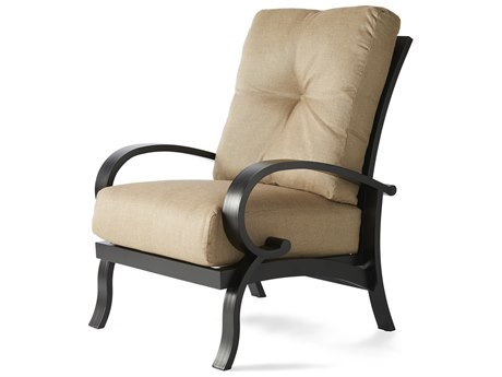 Mallin Salisbury Cast Aluminum Lounge Chair