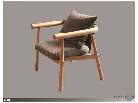 Mobital Bento Solid Ash Arm Chair