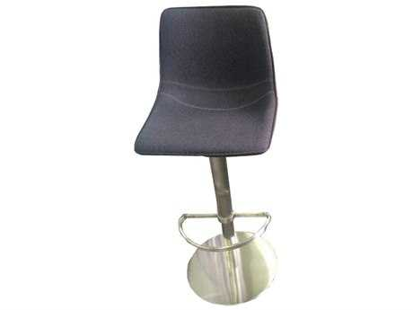 Mobital Beny Grey Wool Bar Stool