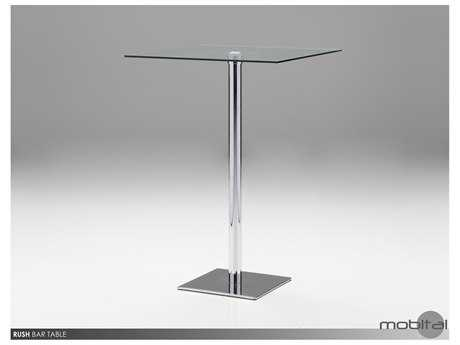 Mobital Rush 28'' Square Bar Table