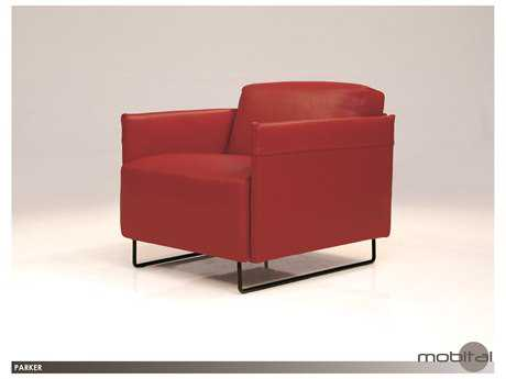 Mobital Parker Red Arm Chair