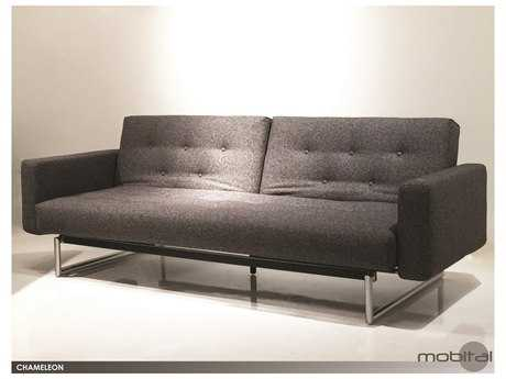 Mobital Chameleon Charcoal Sofa Bed