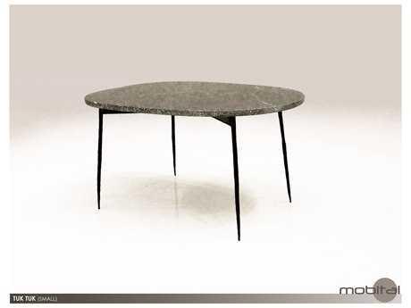 Mobital Tuk Tuk Small Black Marble Coffee Table