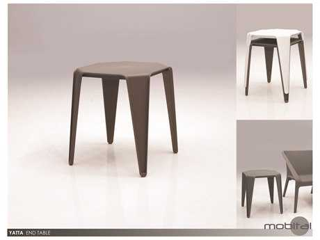 Mobital Yatta Set of Six Orange End Table