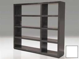 Mobital Palma White Bookshelf