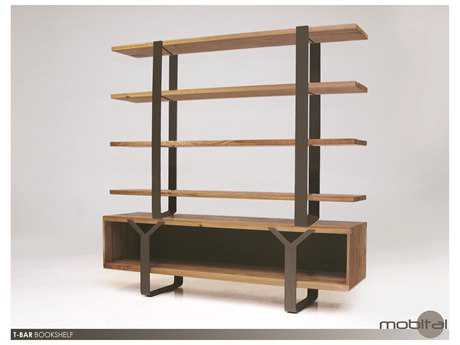 Mobital T-bar Solid Rowan Bookshelf