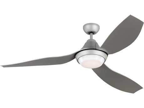 Monte Carlo Fans Avvo Grey 56'' Wide LED Indoor/Outdoor Ceiling Fan