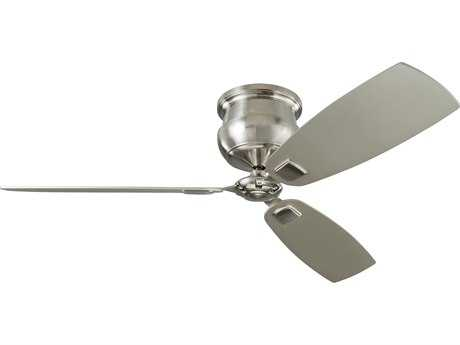 Monte Carlo Fans Cannondale Brushed Steel 56'' Wide Indoor Ceiling Fan