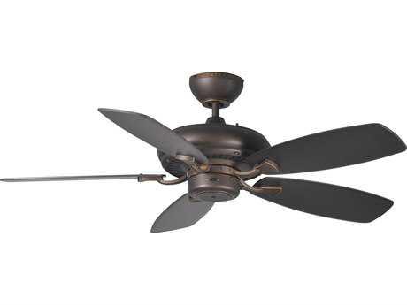 Monte Carlo Fans Designer Max II Roman Bronze 44'' Wide Indoor Ceiling Fan
