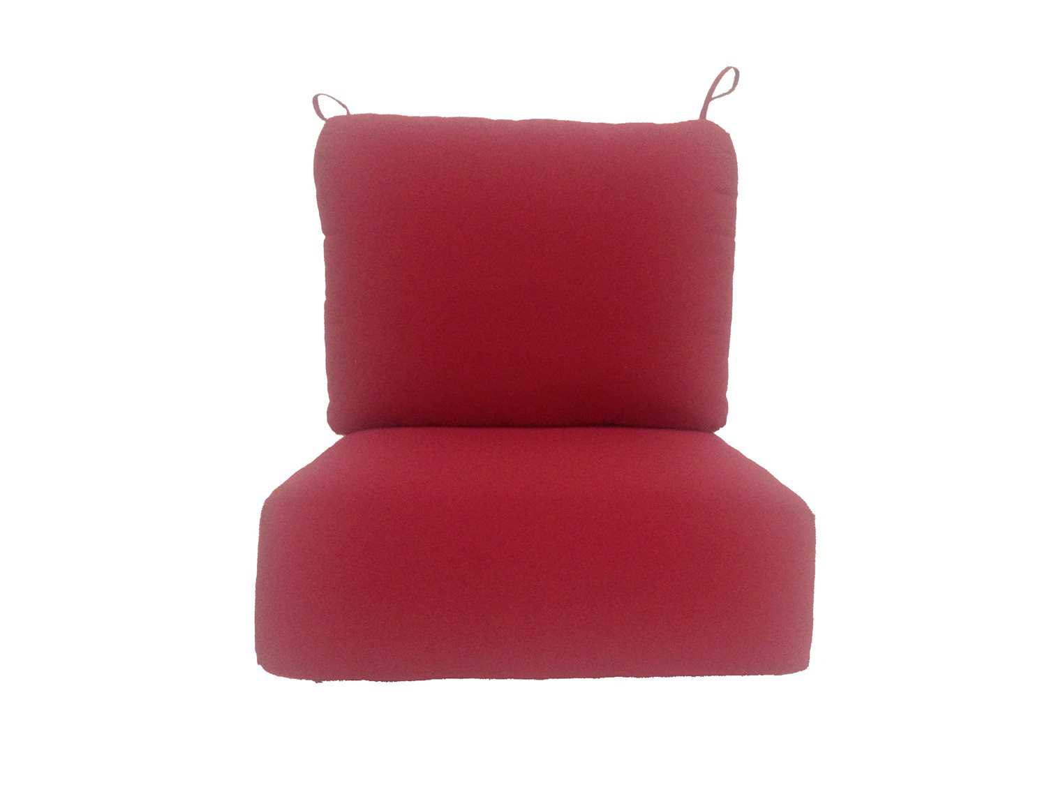 Meadowcraft Deep Seating Replacement Cushion Set