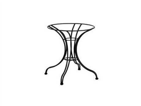 Meadowcraft Wrought Iron 700 Series Table Base