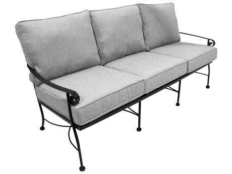 Meadowcraft Preston Deep Seating Sofa Replacemen Cushions