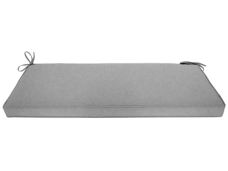 Meadowcraft Box Edge Bench Glider Box Cushion 5109 01
