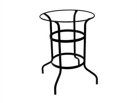Meadowcraft Wrought Iron Counter Height Table Base
