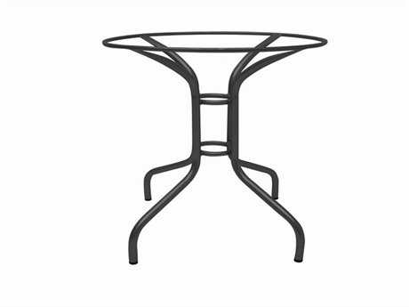 Meadowcraft Luna Wrought Iron Table Base