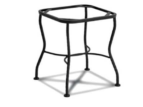 Meadowcraft Wrought Iron End Table Base Tube