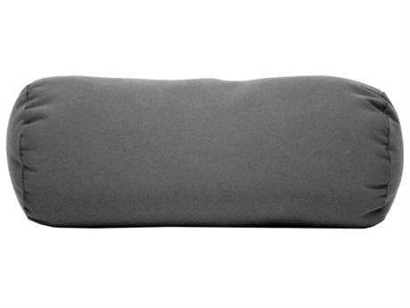 Meadowcraft Cylindrical Pillow With No Welt PatioLiving