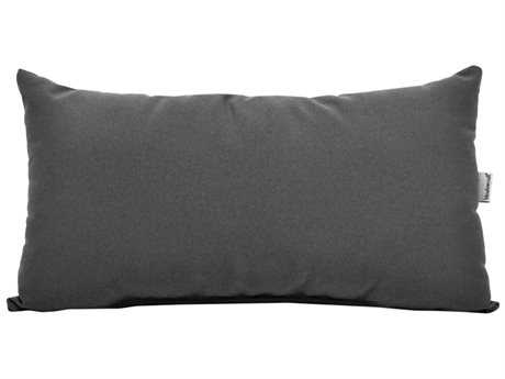 Meadowcraft Lumbar Pillow With No Welt