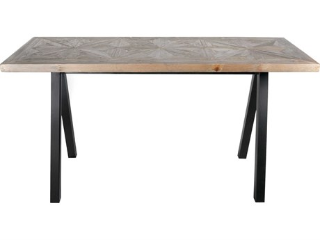 Moe's Home Collection Alexander Natural 70.9'' x 27.6'' Rectangular Counter Table
