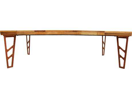 Moe's Home Collection Ezra 54'' x 30'' Rectangular Multi Coffee Table