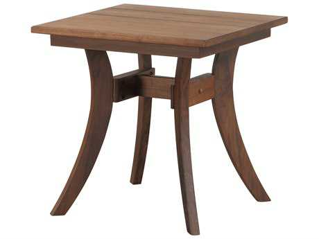 Moe's Home Collection Florence 22'' Square Walnut End Table