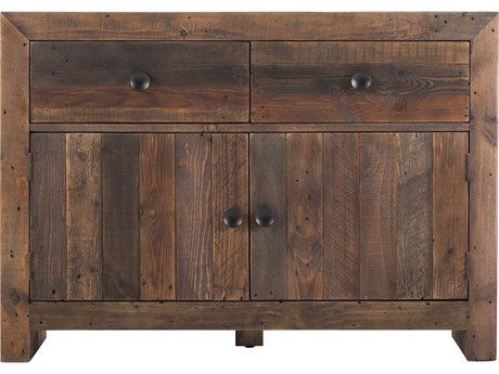 Moe's Home Collection Vintage Antique 47'' x 18'' Small Bright Sideboard