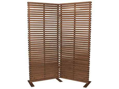 Moe's Home Collection Dasha Natural Room Divider