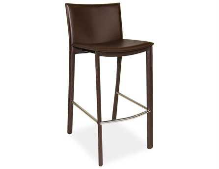 Moe's Home Collection Panca Brown Bar Stool