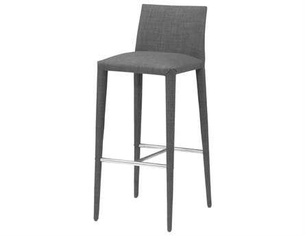 Moe's Home Collection Catina Dark Gray Bar Stool