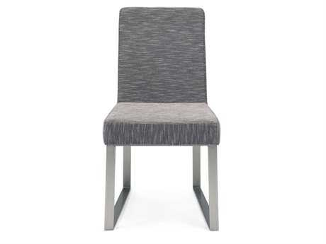 Moe's Home Collection Vivo Gray Chair (Set of 2)