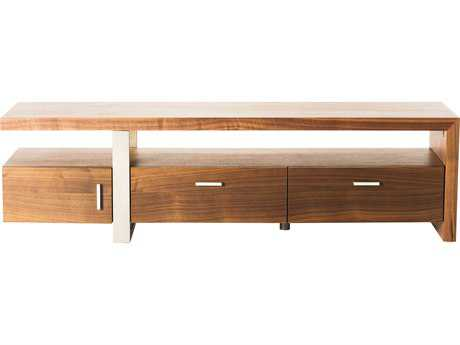 Moe's Home Collection Oslo 63'' x 16'' Dark Brown TV Stand