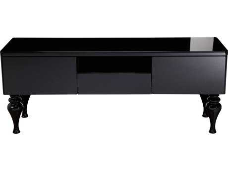 Moe's Home Collection Sandro 59'' x 16.5'' Large Black TV Stand