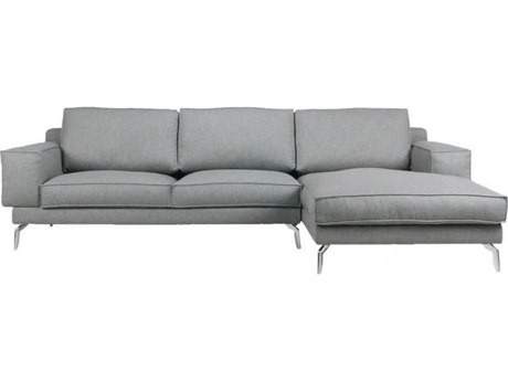 Moe's Home Collection Astrix Grey Right Sectional