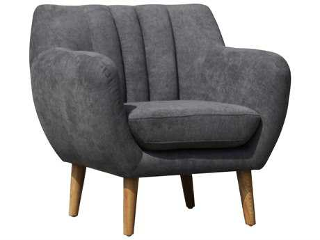 Moe's Home Collection Madison Grey Accent Chair