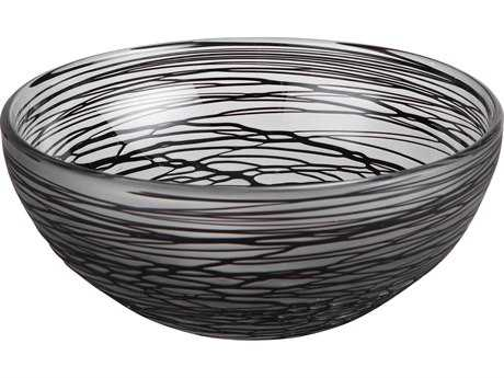 Moe's Home Collection Whirlpool Glass Bowl