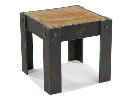 Moe's Home Collection Bolt 16.5 Square Natural End Table