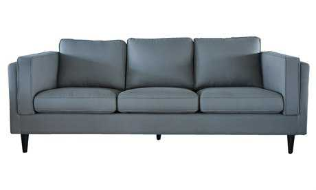 Moe's Home Collection Rosilini Light Gray Sofa