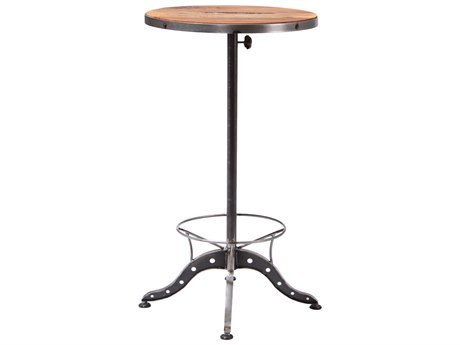 Moe's Home Collection Baxter Brown 23.5'' Round Bar Table