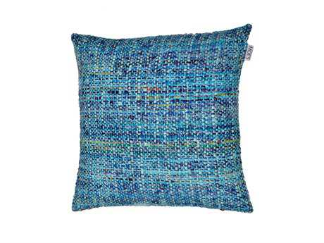 Moe's Home Collection Melee Multi-Color Cushion with Feather Insert