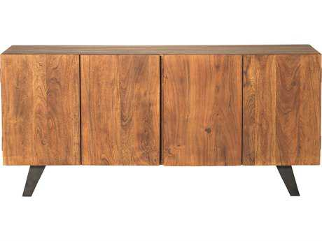 Moe's Home Collection Drift 65'' x 18'' Acacia Wood Sideboard