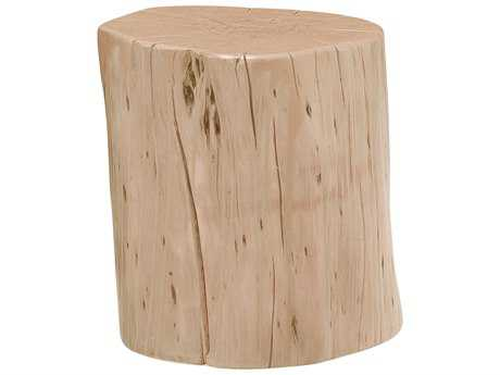 Moe's Home Collection Stump Natural Accent Stool