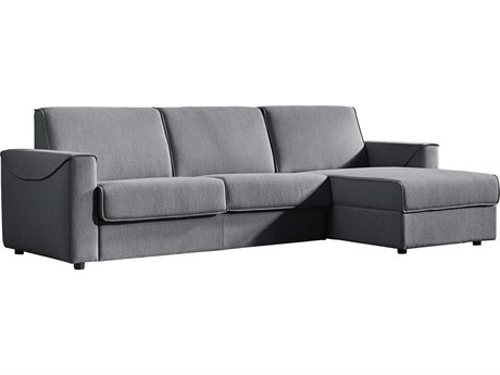 Moe's Home Collection Chill Grey Right Storage Sofa