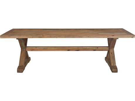 Moe's Home Collection Cartwright 101'' x 39'' Large Rectangular Dining Table
