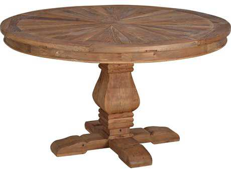 Moe's Home Collection Cartwright 53'' Round Natural Dining Table