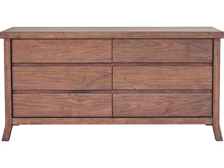 Moe's Home Collection Camden Brown Double Dresser