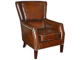 Moe's Home Collection Chester Dark Brown Club Chair