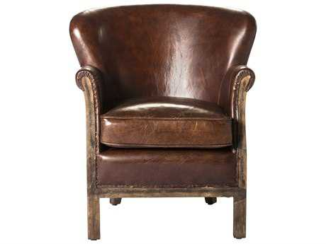 Moe's Home Collection Abbey Brown Accent Chair
