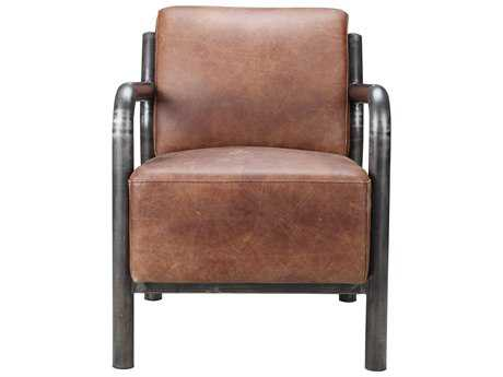 Moe's Home Collection Sinclair Cappuccino Accent Chair