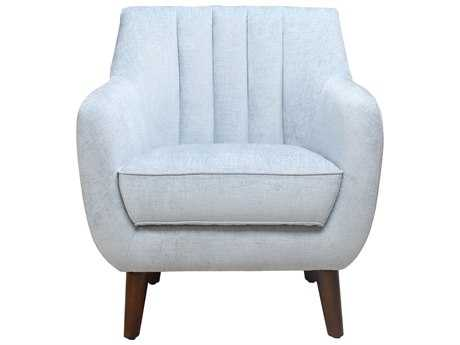 Moe's Home Collection Hensbro Teal Accent Chair